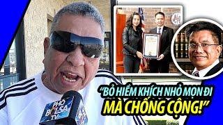 Dân cử gốc Việt tranh chấp, cựu sĩ quan VNCH nói gì: Bỏ hiềm khích nhỏ mọn đi mà chống Cộng