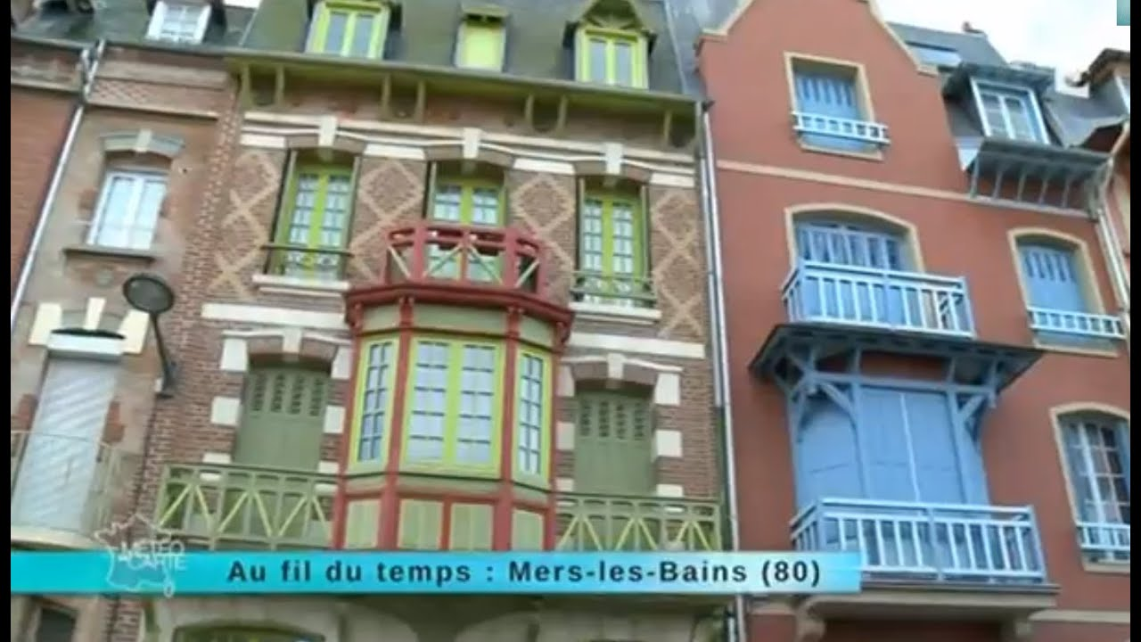 Reportage r gion cap sur mers les bains youtube for Hotel mer les bains