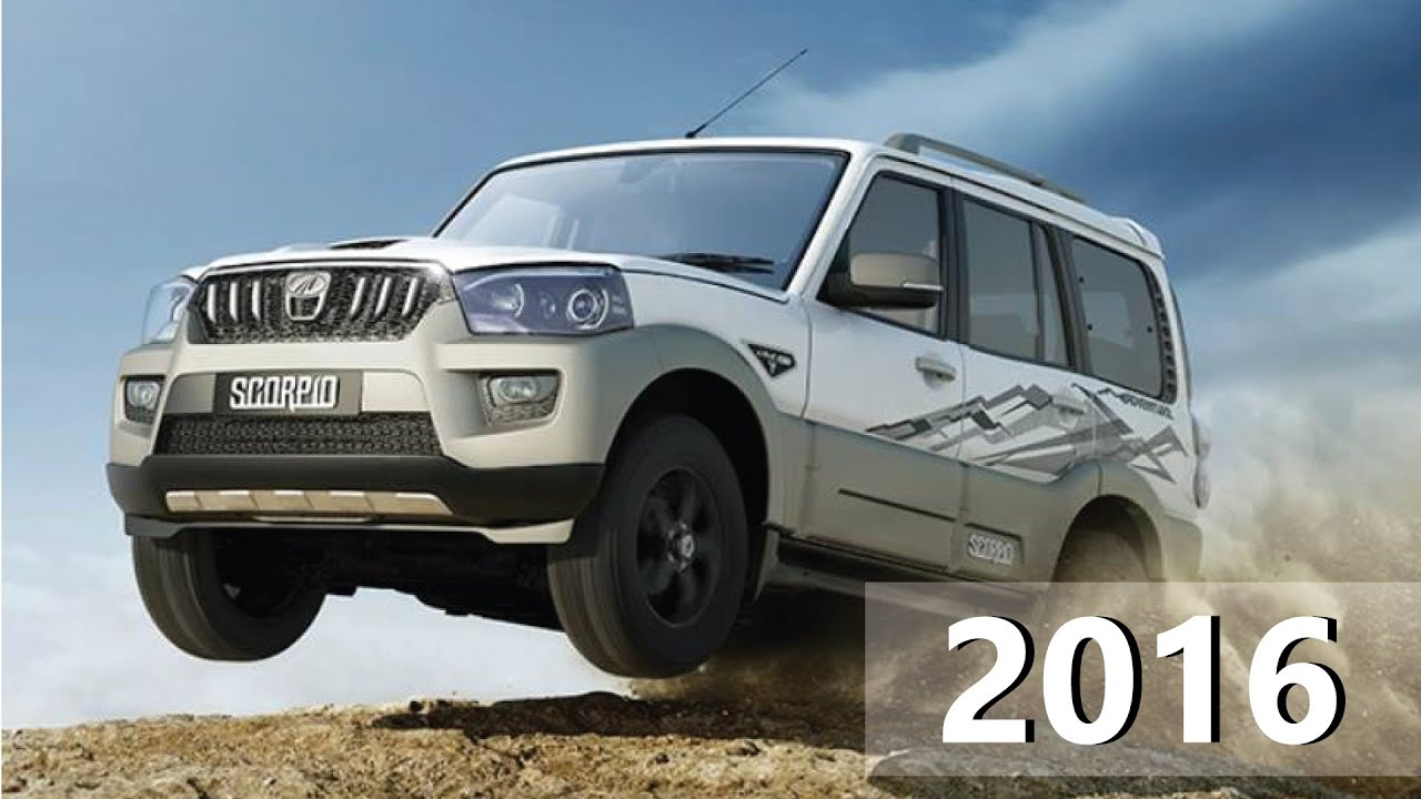 Mahindra Scorpio Adventure 2016 Edition Review Youtube