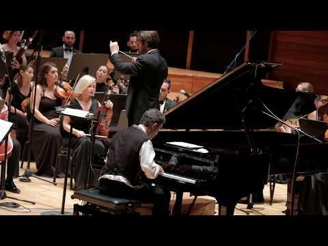 Mozart - Piyano Konçertosu No.27 (Olten Filarmoni Orkestrası & Paul Gulda 13.11.2019)
