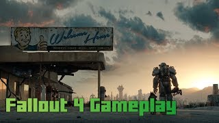 Fallout 4 Gameplay No Commentary Part 1