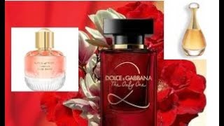 Testando perfumes lançamento: dolce and gabanna the only one 2, girl of now forever e mais