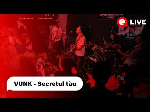 Vunk - Secretul tău| LIVE IN GARAJ