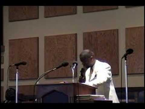 Holifield Singing and Preaching the Apostolic Doctrine