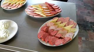 ТАДЖИКИСТАН,национальная кухня-СУЗМЕ и пр.,обзор,лол, TAJIKISTAN, national food-SUZME,etc.,lol