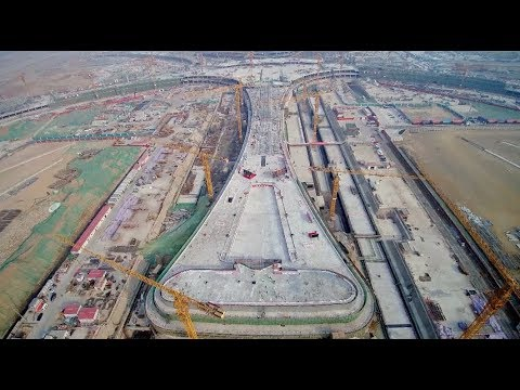 Beijing Builds World-class Transport Hub