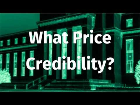 What Price Credibility? - Joseph Trevisani