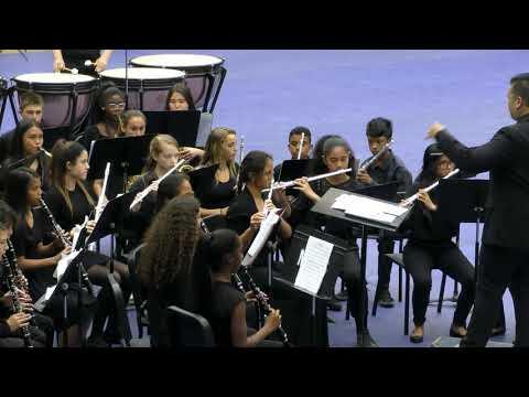 "06 - Aliamanu Middle School Band | ""Voltage"""