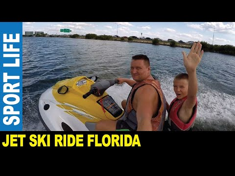 Jet ski fun fast water ride best rentals summer vacation Tampa Bay | Jarek in Clearwater Florida USA