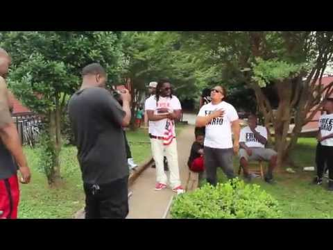Maceo x Young Scooter x Mexico Rann x Casino (Streets Dirty) Behind The Scenes