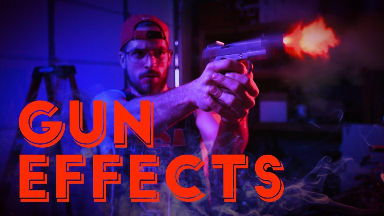 In Depth: Creating Realistic Gunfire and Muzzle Flash