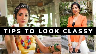 Keep It Classy - 15 Style Tips | Expensive on a Budget | Girl to a Lady