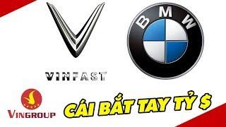 Báo Đức Nói Về Vinfast: Hé Lộ Cầu Nối Liên Kết Quan Trọng Giữa Vinfast Và BMW