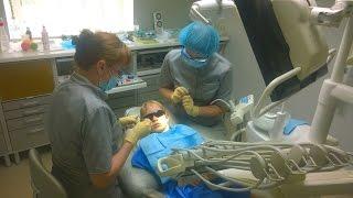 ДЕТСКИЙ СТОМАТОЛОГ/ САВА пришел на прием к зубному врачу!!!(, 2016-07-23T01:20:52.000Z)