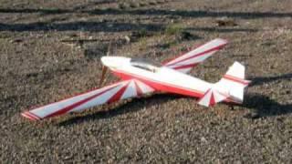 Fournier RF5 1,55m RC-motor glider