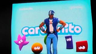 Boomerang Nordic - NEW Cartoonito Lazytown Ident - May 2012