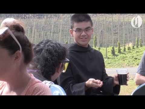 Beer-making monks open taproom at Mount Angel