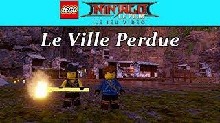 LEGO NINJAGO LE FILM - La Ville Perdue [Mode Libre]