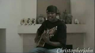 Lollipop by Lil Wayne Cover By ChristopherJohn