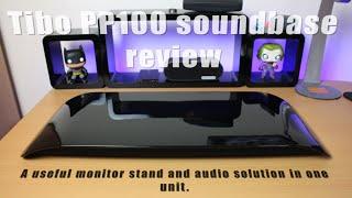 Tibo PP100 soundbase review & sound test