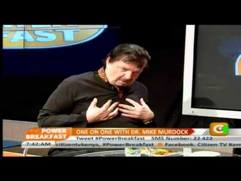 One on One with Dr. Mike Murdock