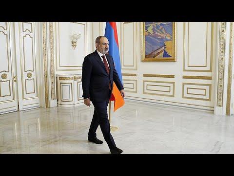 Пашинян ушёл в техническую отставку