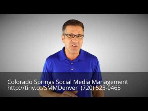 Best Social Media Marketing Colorado Springs