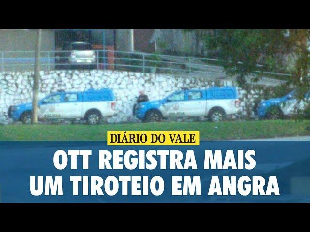 OTT registra mais um tiroteio em Angra dos Reis