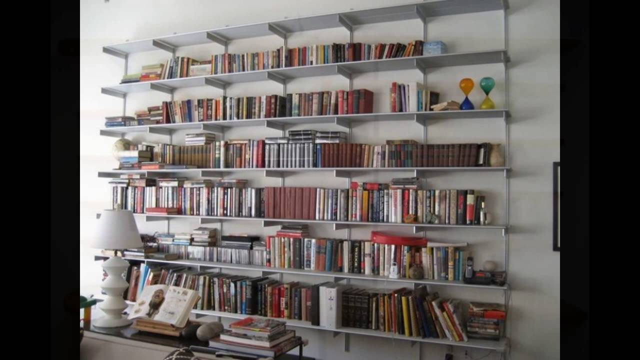 wall mounted bookshelves - Wall Hung Bookshelves