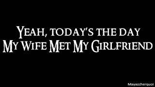 (Lyrics) The Day My Wife Met My Girlfriend - Rodney Carrington