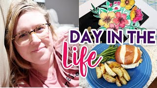 SPEND THE DAY WITH ME! 😄 DAY IN THE LIFE OF A WORKING MOM 💻 COOK WITH ME 🍽 CRAFT WITH ME 🎨