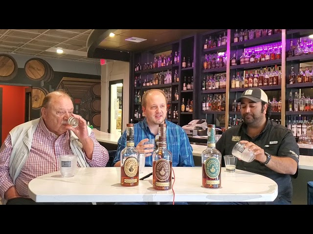 Episode 4 - Michter's Toasted Barrel