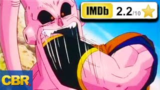 Dragon Ball Z's Best And Worst Episodes According To IMDB