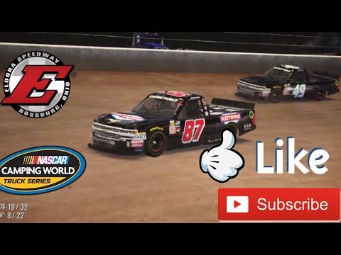 NASCAR Heat 2 First time @ ELDORA Speedway