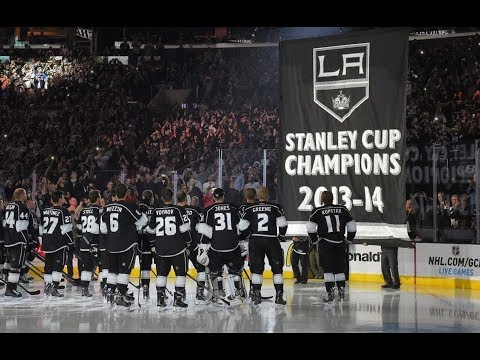Revisiting the 2014 Los Angeles Kings