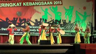 BTPN Pahang |  [KEDAH] Pertandingan Tarian Sekolah-Sekolah Rendah Kebangsaan 2015