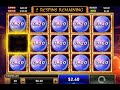 Fire Blaze Respins and Free Spins on Blue Wizard Slots | the Daily Pick