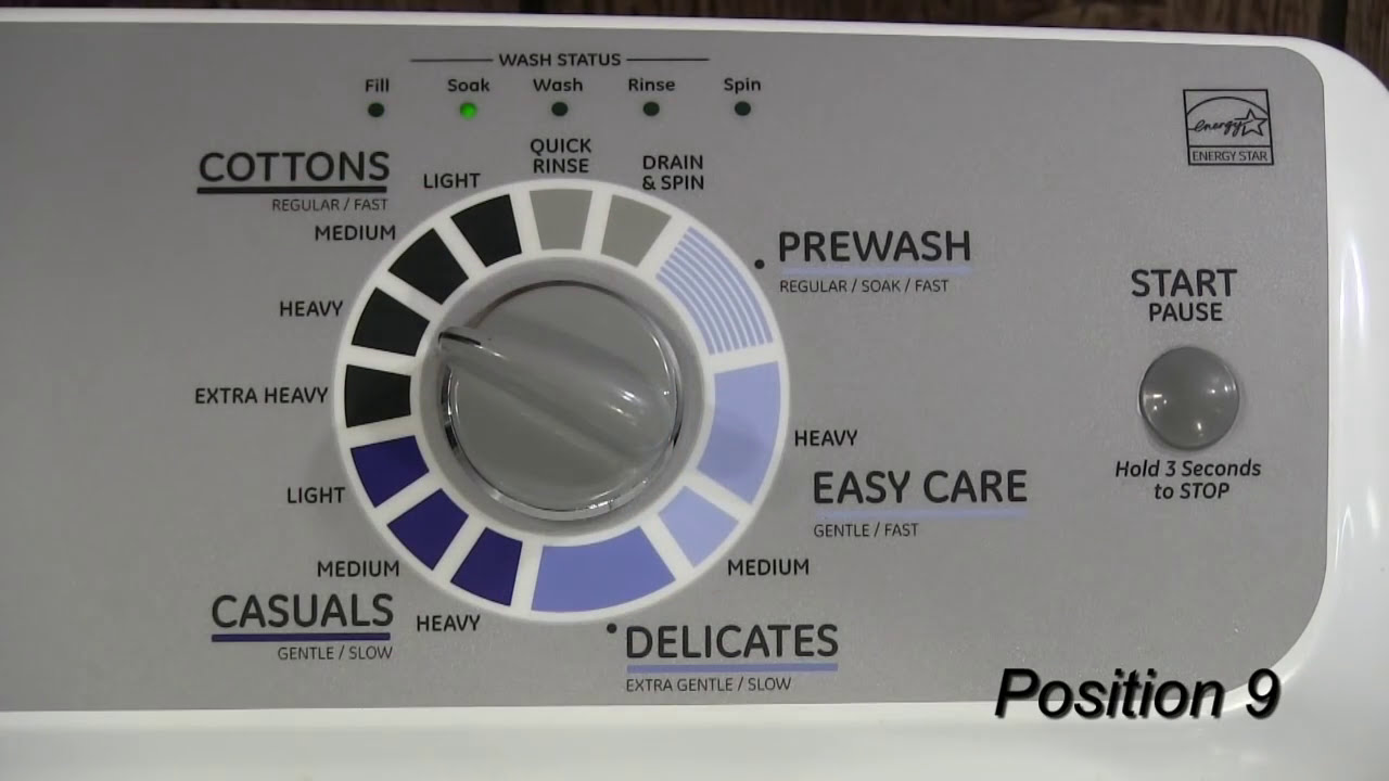 field service mode ge hydrowave washers youtube rh youtube com ge hydrowave washer gtwn4250dws manual ge hydrowave washing machine manual
