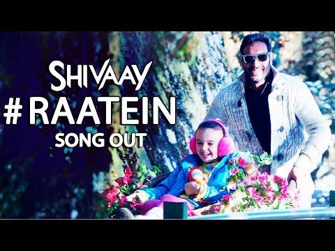 RAATEIN Video Song | Ajay Devgn, Abigail...