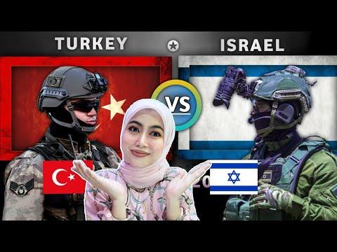 Turkey vs Israel Military Power Comparison 2020 | Indonesian Reaction