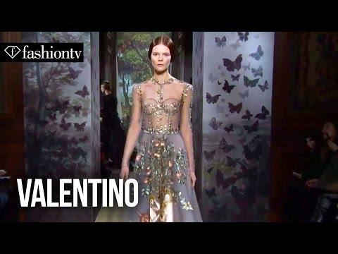 Valentino Spring/Summer 2014 Full Show | Paris Haute Couture Fashion Week | FashionTV