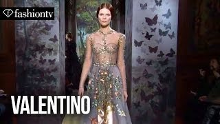 Valentino Spring/Summer 2014 Full Show | Paris Haute Couture Fashion Week | FashionTV