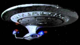 Star Trek TNG Ambient Engine Noise (Idling for 24 hrs)
