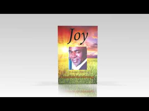Joy Cometh In The Morning By Dr. James S. Reed Jr.