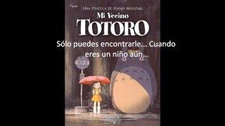 Mi vecino totoro con letra en español (Charm Marta) Canción España