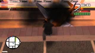 GTA San Andreas: Multi Theft Auto #19 (German) (HD) - Airbreak FTW!