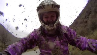 Sony Action Cam | Quad Bike Action | Off Road Quad Biking