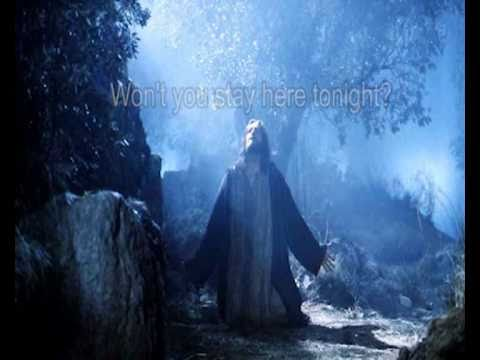 Jesus In The Garden Of Gethsemane Peter Prayer Youtube