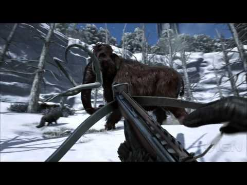 ARK: Survival Evolved Xbox One Gameplay Official Reveal Trailer