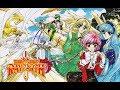 BioPhoenix Game Reviews: Magic Knight Rayearth Games (Super Famicom/Saturn)